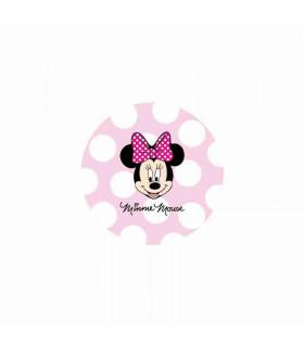 Minnie Mouse Lunares Grandes Rosa/Blanco