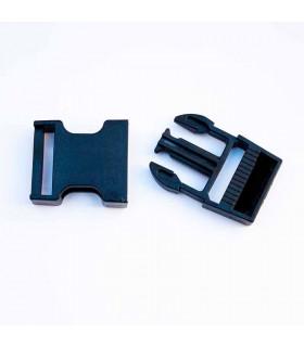 Hebilla clic KAM 25mm/ancho