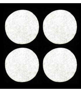 Pack 10 Apliques de fieltro 25mm