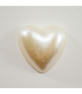 Perla crema 25mm