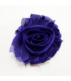 Flor de tul AZALEA 60mm
