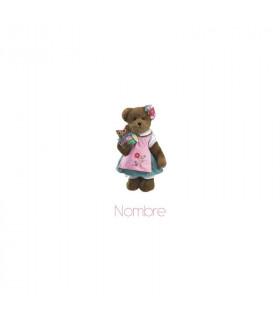 Colección Osos sin fondo - My teddy owl
