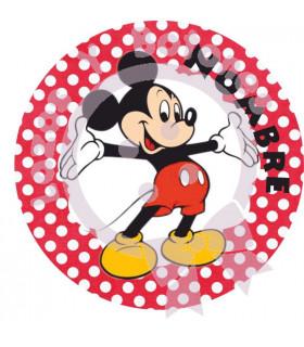 Mickey Azulón