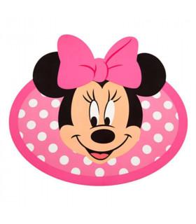 Minnie azul y rosa