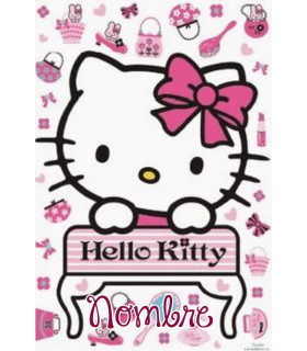 Hello kitty tocador