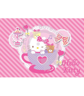 Hello Kitty camafeo rosa