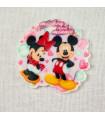 Minnie & Mickey LOVE 40mm