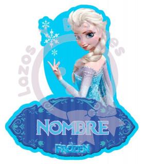Elsa FROZEN silueta