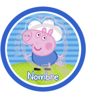 JORGE PIG - REDONDO