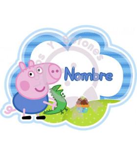 JORGE PIG - NUBE