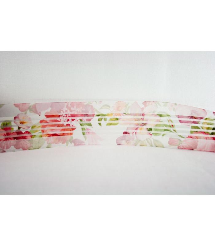 Rosas CORAL ORGANZA 50mm