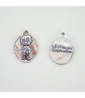 Medallita de comunión NIÑO