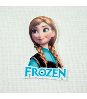 Frozen ANNA LOGO 44*29MM