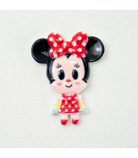 MINNIE DOLL 32*25mm - Varios colores