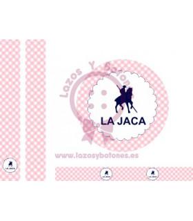 LA JACA - VICHY ROSA