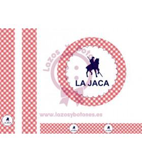 LA JACA - VICHY ROJO