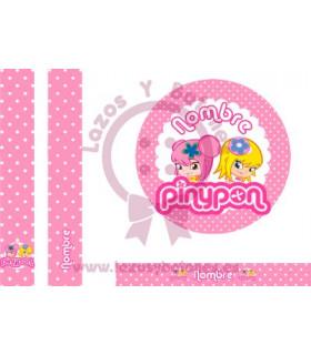 PINYPON LUNARES - LOGO