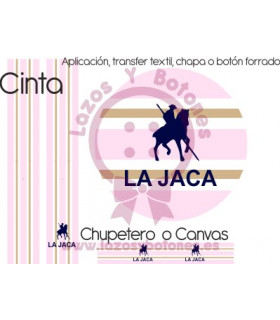 LA JACA - CAMEL/ROSA