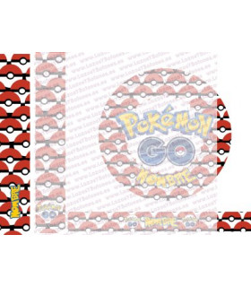 POKEMON BALL - LOGO