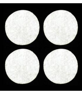 Pack 10 Apliques de fieltro 20mm