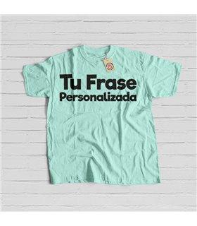Vinilo textil TU FRASE PERSONALIZADA