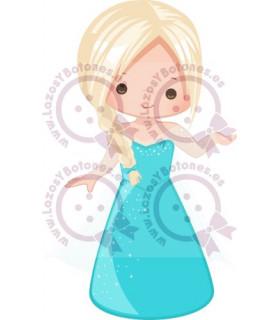 PRINCESAS BABY CUTE - ELSA