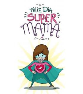 DÍA DE LA MADRE - SUPER MAMÁ