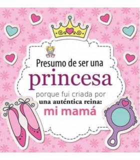 DÍA DE LA MADRE - MAMÁ Y PRINCESA