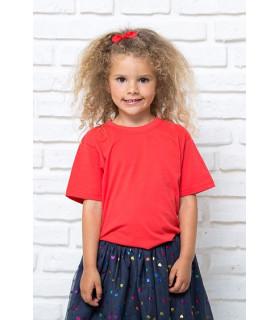CAMISETA INFANTIL Rojo - Varias tallas