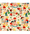 Candy baby's 110 cms/ancho