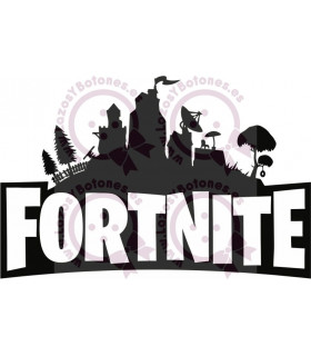 Vinilo textil FORTNITE