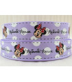 Minnie Mouse lila con Lunares Grandes 38mm