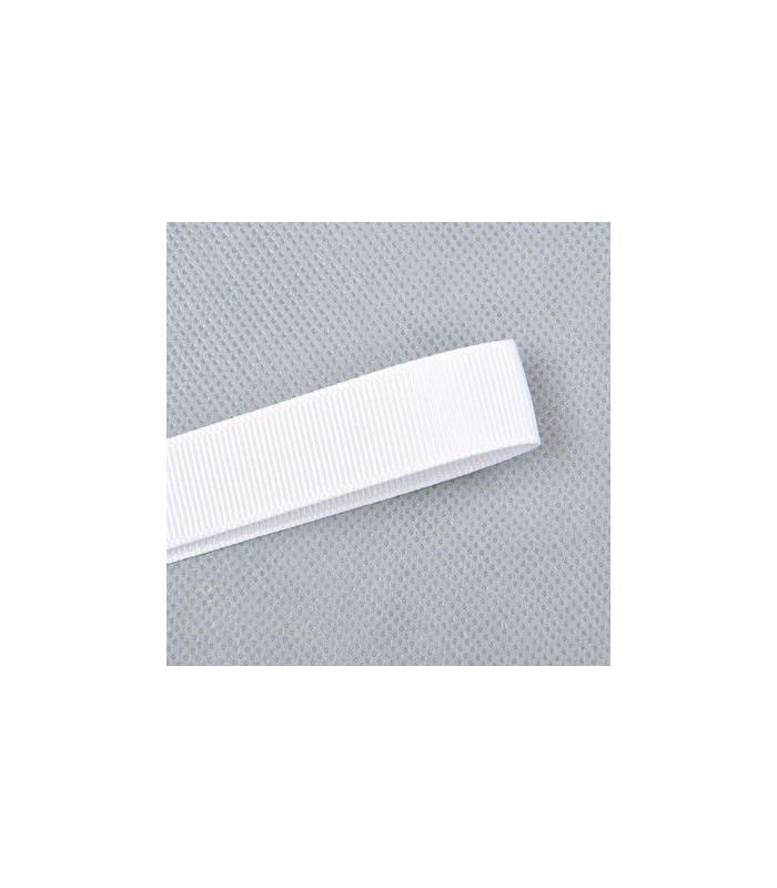 Grosgrain Blanco