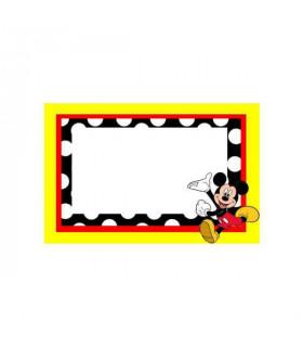 Mickey Lunares Marco