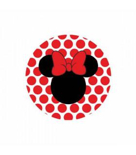 Minnie Lunares Rojos