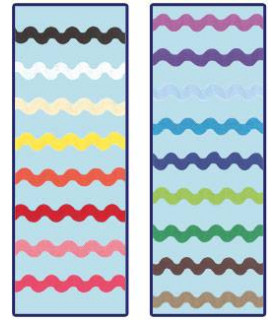 Ondulina 26mm (Varios Colores)