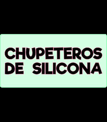 CHUPETEROS SILICONA