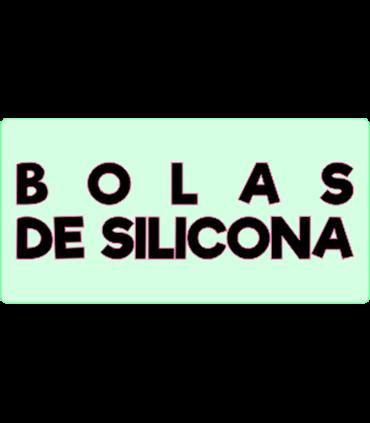 BOLAS DE SILICONA
