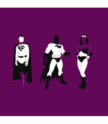 Héroes y +