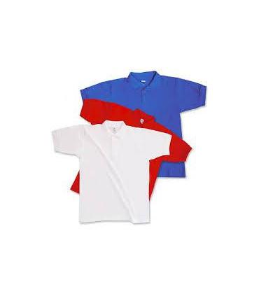 Camisetas, polos y vestidos.
