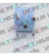 Tul plata - Azul bebé 60mm